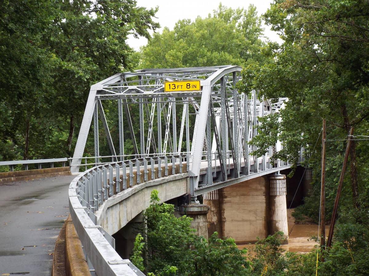 Devils Elbow Bridge route 66