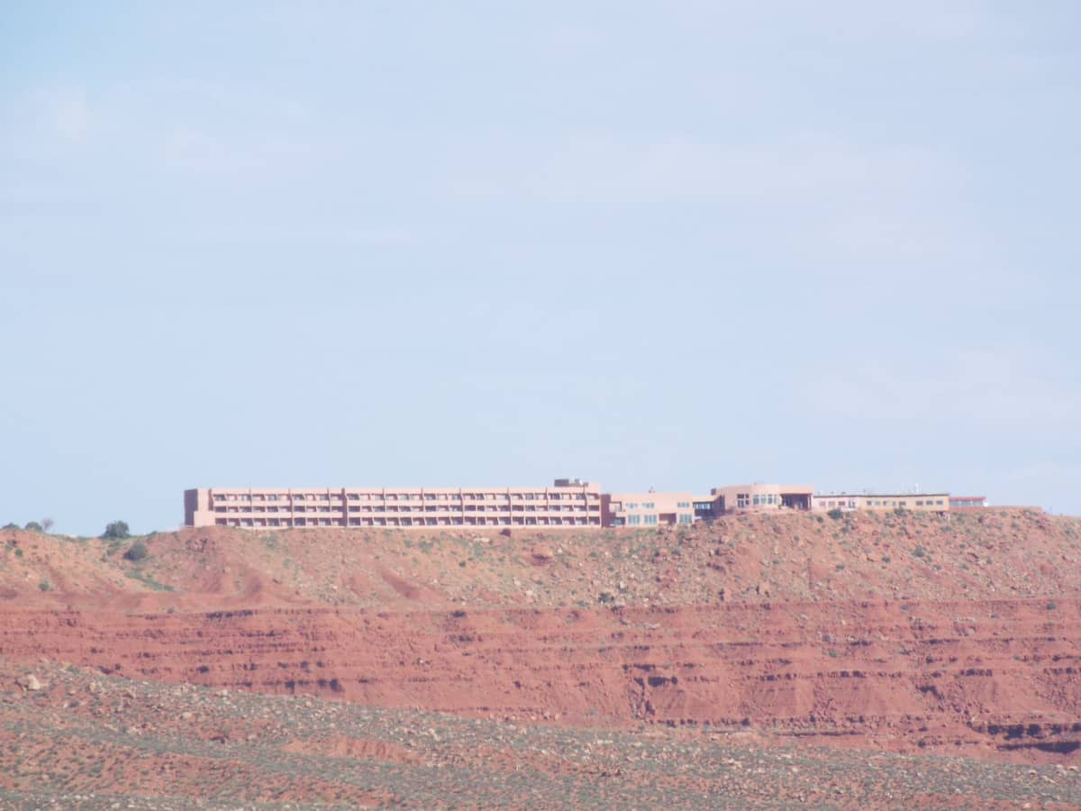 The View Hotel in Monument Valley National Park